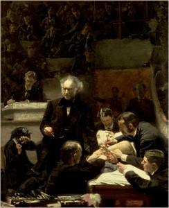 "\""Gross Clinic,\"" Thomas Eakins"