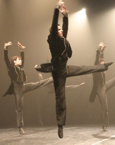 Lar Lubovich Dance Company. Photo: ROSE