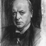 Henry James, by John Singer Sargent, 1913