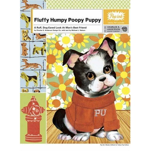 Fluffy Humpy Poopy Puppy book