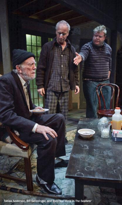 Tobias Andersen, Bill Geisslinger, Todd Van Voris, The Seafarer
