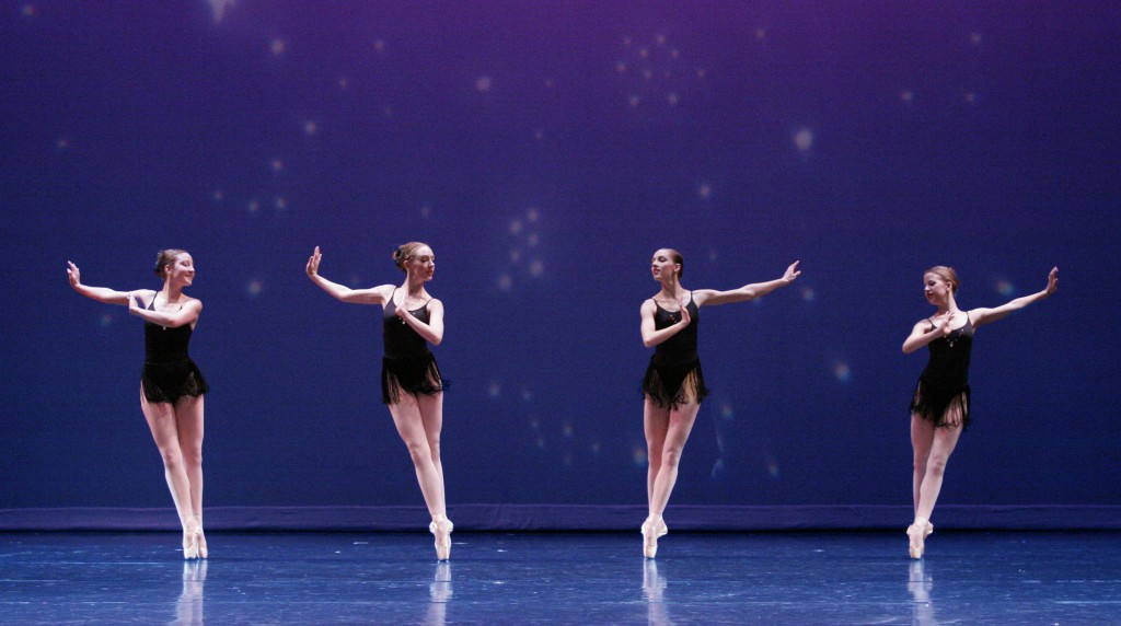 Portland Ballet Academy, Concerto in F/BLAINE COVERT