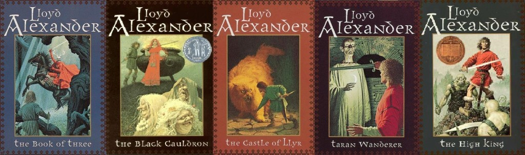 Lloyd Alexander's Chronicles of Prydain