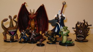 Dungeons & Dragons miniatures: NOT high culture/Wikimedia Commons