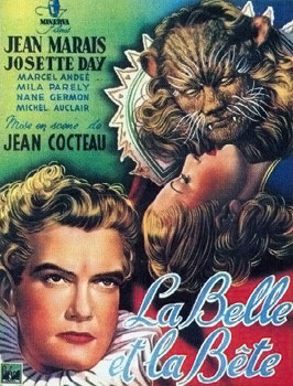 "Original poster for ""La Belle et la Bete."" Wikimedia Commons"