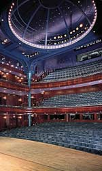 The grand interior of the Newmark Theatre. Photo: Portland Center for the Performing Arts