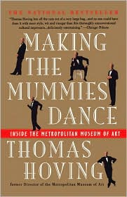 Hoving's 1993 memoirs of his swashbuckling years at the Met