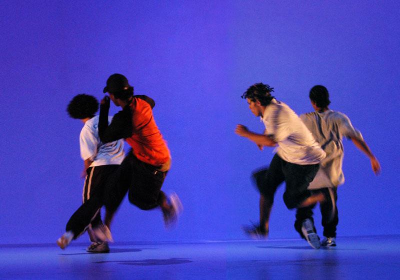 Grupo de Rua/Courtesy White Bird Dance
