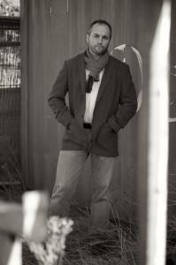 Novelist Colum McCann. Photo: Brennan Bourke