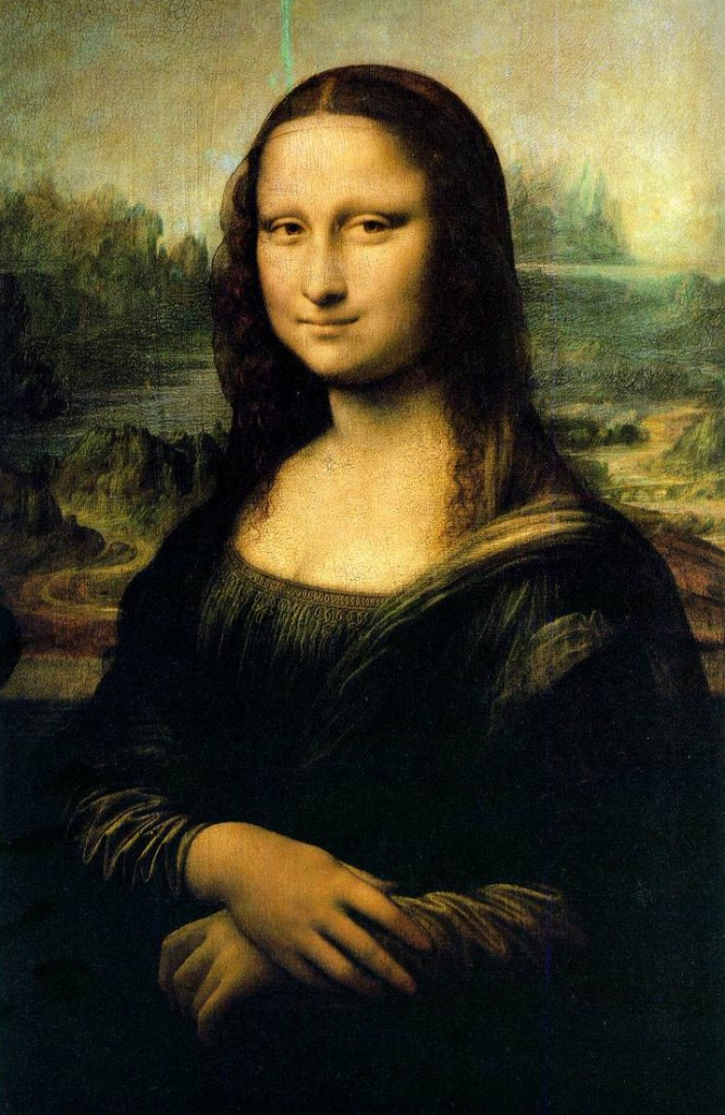 Mona Lisa, by Leonardo