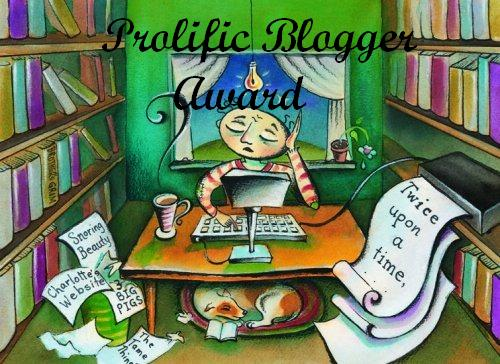 prolific-blogger-award