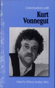 "The book ""Conversations with Kurt Vonnegut."" Evidently, some lasted longer than Mr. Scatter's/"