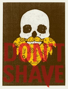 """Don't Shave,"" by Bryan Keplesky"