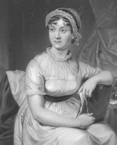 Portrait of Jane Austen, Evert A. Duyckinick. Wikimedia Commons