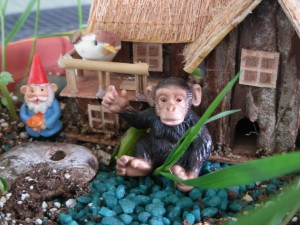 JoJo and the Gnome Garden