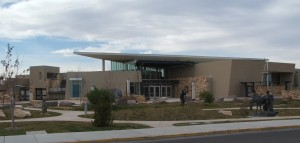 Albuquerque Museum of Art and History. Wikimedia Commons.