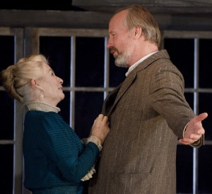 "Robyn Nevin and William Hurt in ""Long Day's Journey Into Night."" Photo: Brett Boardman"