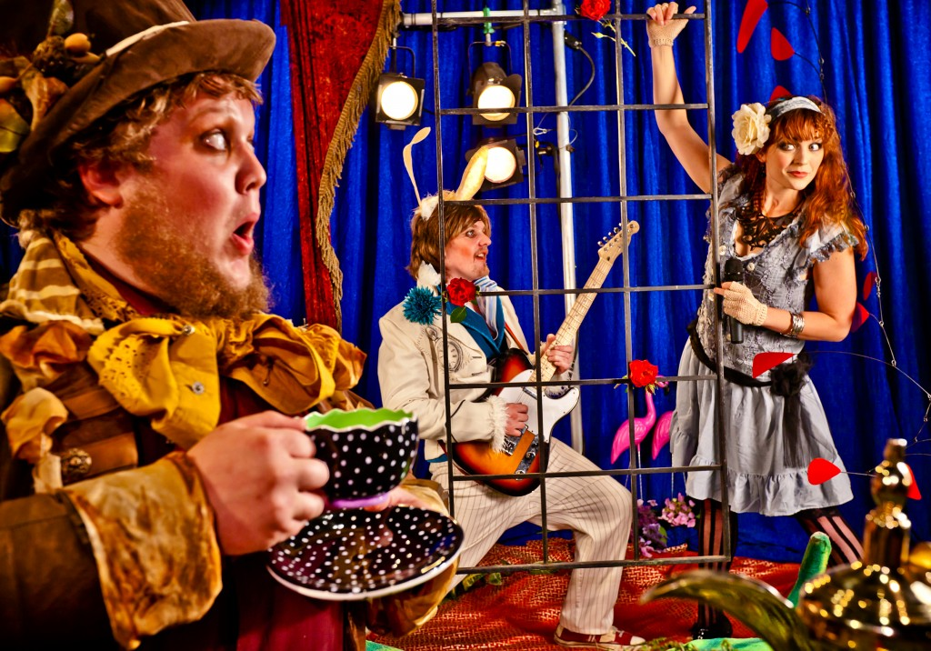 """Alice & Wonderland: A Rock Opera"" at Oregon Children's Theatre"