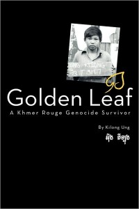 Golden Leaf by Kilong Ung