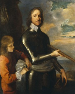 Robert Walker, Portrait of Oliver Cromwell, ca. 1649. National Portrait Gallery, London/Wikimedia Commons.