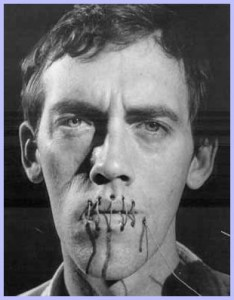 David Wojnarowicz self-portrait/Wikimedia Commons