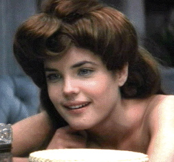 "Elizabeth McGovern in ""Ragtime,"" 1981."