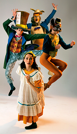 """Alice in Wonderland"" at Eugene Ballet"