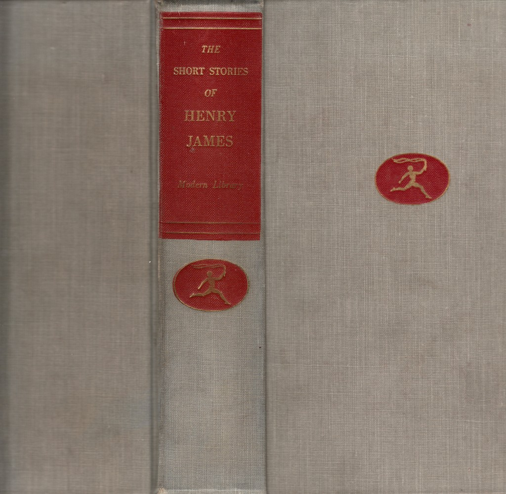 The Short Stories of Henry James, 1945, The Modern Library/Random House