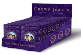 Royal condoms