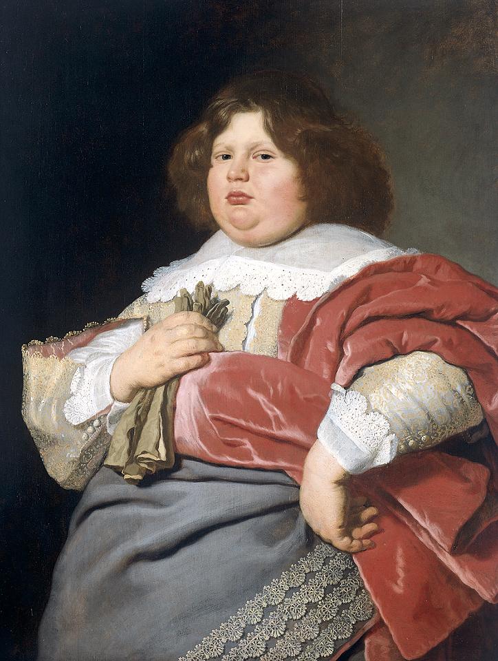 "Bartholomeus van der Helst, ""Portrait of Gerard Andriesz Bicker,"" 1642. Rijksmuseum/Amsterdam"