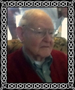Irby Hicks, 1916-2011, in his latter years.