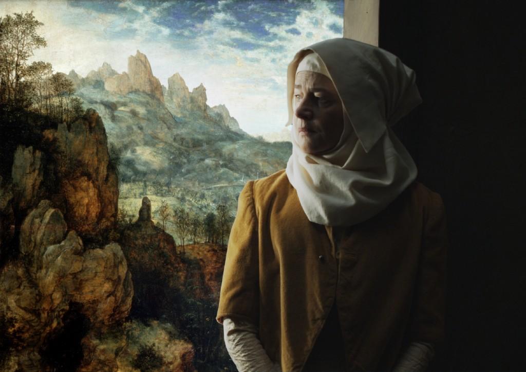 "Charlotte Rampling in ""The Mill_& the Cross."" Kino Lorber, Inc."